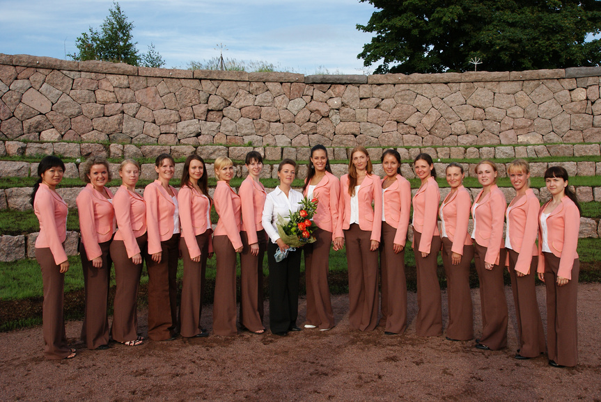 Народный коллектив Молодёжный камерный хор «Laudamus»